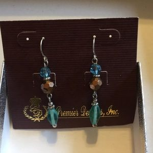 Earrings ** never worn**